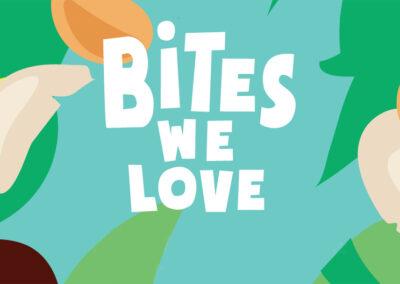 Bites We Love: Shelf Ready Packaging