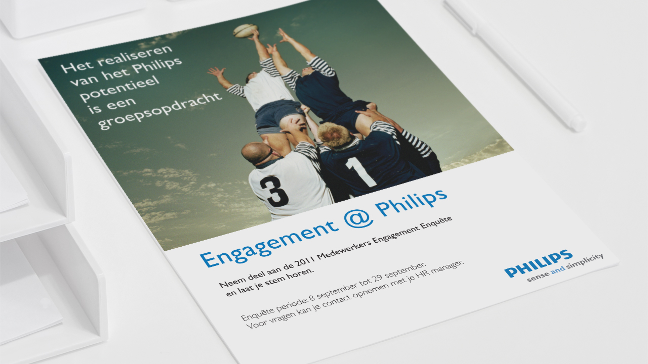 PHILIPS POSTER MOCKUP nl