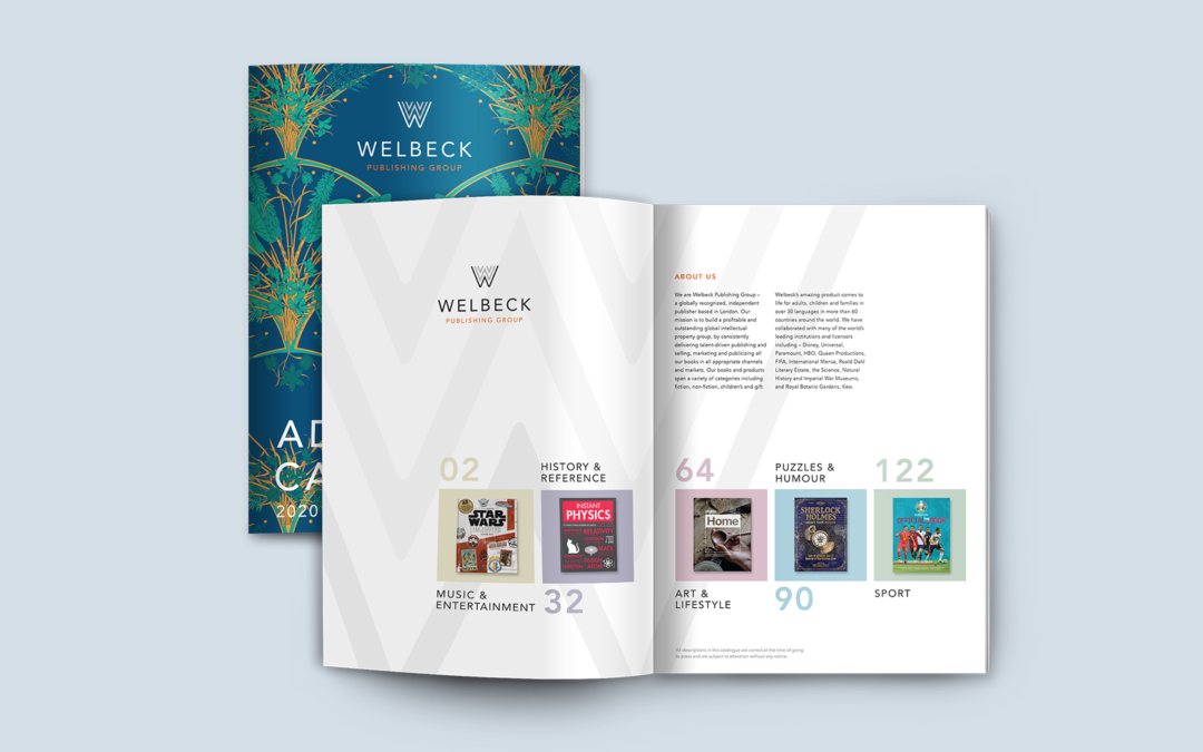 Welbeck Publishing Book Catalogues
