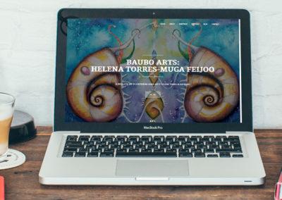 Helena Torres-Muga Feijoo: Artist Website