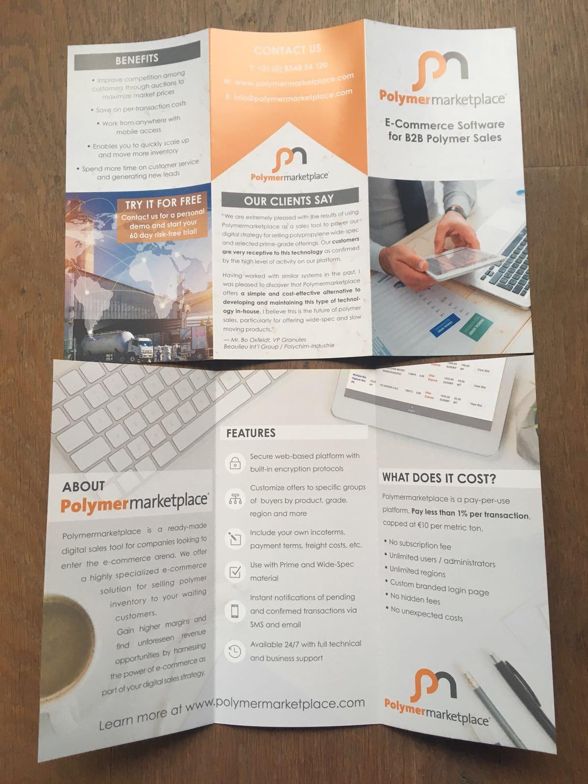 Polymermarketplace brochure