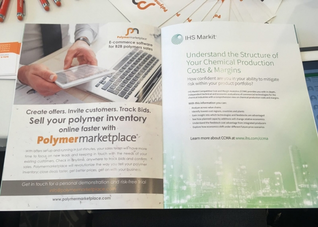 Polymermarketplace print ad
